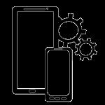 ustawienia tabletów i telefonów